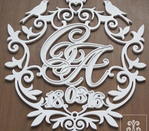 герб семьи для оформления свадьбы