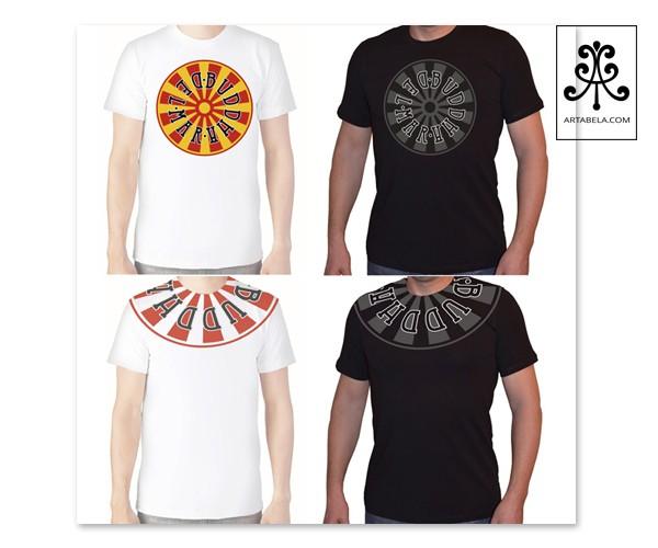 Дизайн для футболок