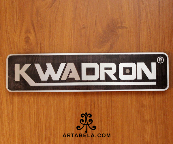 логотип на стену
