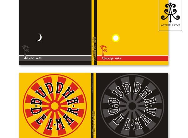 фирменный стиль и логотип на различных поверхностях